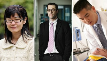 New Canada Research Chairs appointed in the Faculty of Medicine