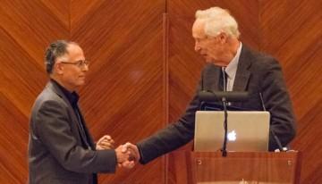 Earl W. Davie Symposium draws record attendance — including a Nobel Laureate