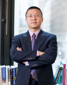 """Xuesen Dong wins """"Rising Star"""" grant from Prostate Cancer Canada"""