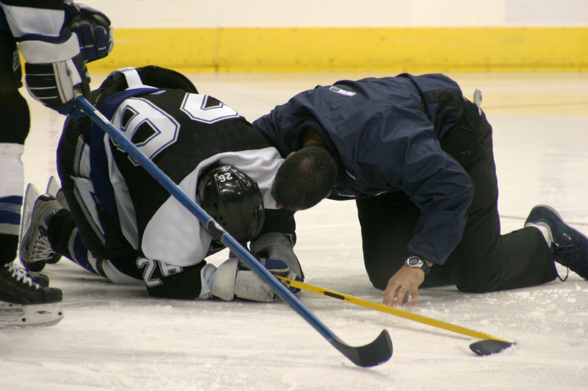 injuries in hockey essay Sports injuries essay there can be many ways to treat sports injuries  and body checking that has to do with ice hockey.