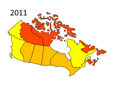 Obesity In Canada Is Growing Steadily Worse: Statistics Canada
