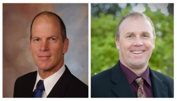 Two new appointments to Faculty's leadership