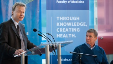 Spinal cord researchers to benefit from $20M Rick Hansen Foundation investment