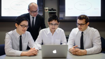 UBC residents win virtual patient challenge