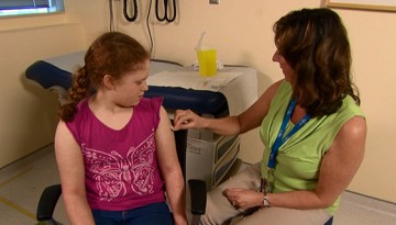 Two doses of HPV vaccine can be as protective as three