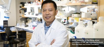 UBC heart and stroke research gets $35M boost