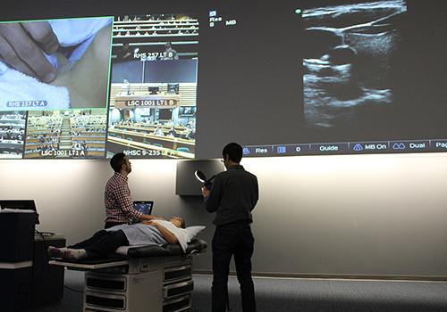 Gift Enhances Ultrasound Training In Southern Medical Program Ubc