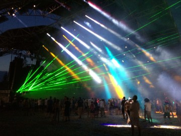 The relationship between recreational drug use and on-site medical services at electronic dance music events