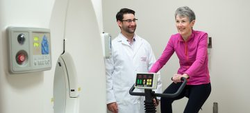 Study of exercise and Parkinson's disease yields positive results