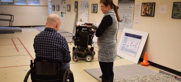 Rehabilitation Research Program shows off its work