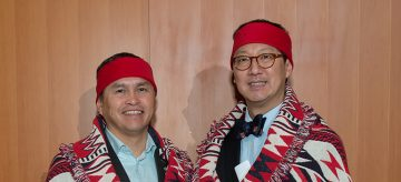 FNHA and UBC create chair to prevent cancer and improve well-being