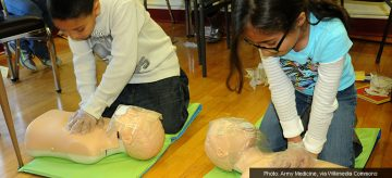 Education can make difference in cardiac arrest outcomes