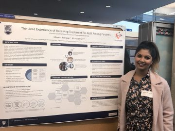 The Lived Experience of Receiving Treatment for Alcohol Use Disorder Among Punjabis in Surrey, BC: A Qualitative Study