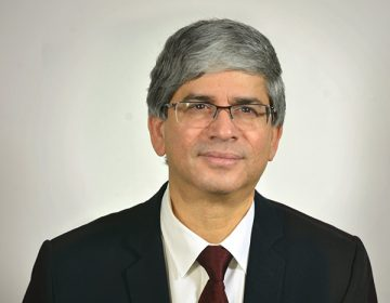 Lakshmi Yatham appointed Head, Department of Psychiatry