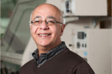 Shoukat Dedhar, professor in the department of biochemistry and molecular biology