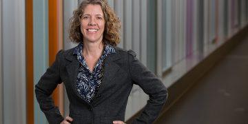 Julie Bettinger, associate professor in the Department of Pediatrics at UBC