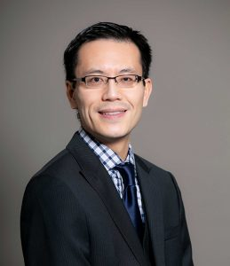 Edmond Chan, clinical associate professor in the department of pediatrics