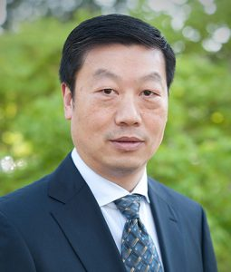 Weihong Song, professor, department of psychiatry