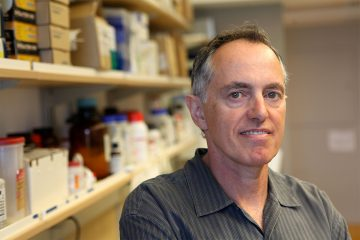 Cancer researcher Poul Sorensen