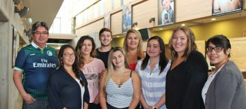 Aboriginal students explore a future in medicine