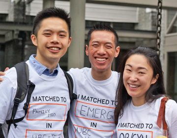 Match Day 2020: UBC medical students celebrate milestone on journey to becoming a doctor