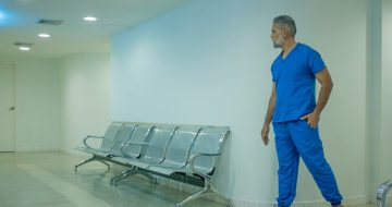 One in three people avoiding health care workers during pandemic