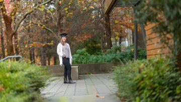 Tuum Est! Fall Graduation